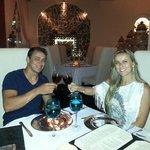 Careyes, Restaurante mais Fino do Oasis Palm