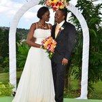 Wedding at Mystic Ridge Resort