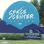 Space Center Attraction Entrance