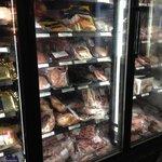 pre packaged meat freezer