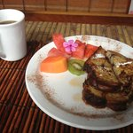 Fresh Toast for Breakfast