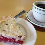 Lea's Cherry Pie and Coffee