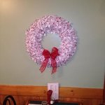 Mama Georges Christmas wreath