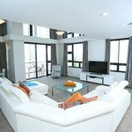 2 Bedroom Penthouse view