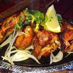 Chicken tidori