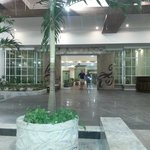 Heaven main lobby entrance