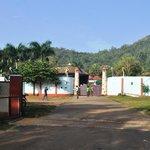 The gate to Veerabhumi.