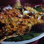 great grilled seafood