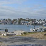Boothbay Harbor at The Lobster Dock