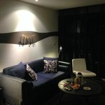 Living Room in Bedroom
