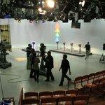 Fully working TV studio
