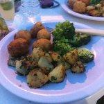 Refeição Especial / Vegetariana no dia do churrasco da Tribo