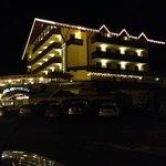 vista hotel di sera