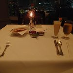 Romantic dining