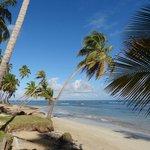 Playa Bonita am Vormittag