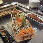 Sushi at THE Chinese Buffet Bolton