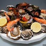 Exemple de plateau de fruits de mer