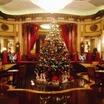 Christmas in St Regis Lounge