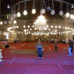 At the Mosque of Muhammad Ali
