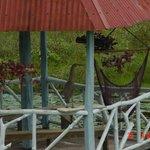 Balcon en medio de nuestra laguna