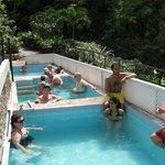 um ya the rock hot springs. :/