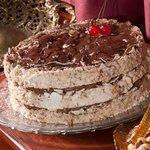 Flamanska nugat torta