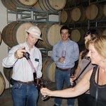 Gimenez Rilli Winery - Barrel Tasting