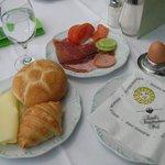 朝食、他にもいろいろありますが。私の好みのものだけ