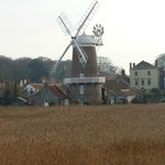 Windmill at Cley next village to Blakeney