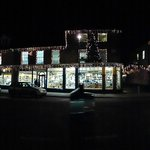 Xmas illuminations in Holt