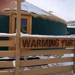 Warming Yurt