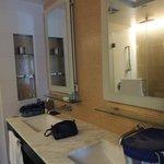 Banheiro do Hotel Breakwater