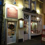Sally Lunn's House December  2013