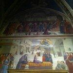 Santa Trinita a Firenze, Cappella Sassetti