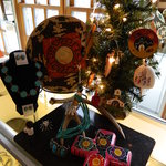 Pueblo Bonito gift gallery offers unique and fun items. Native American and local artists featur