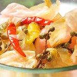 Szechuan Pickled Cabbage salad