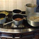 La perfezione dei risotti si raggiunge in questa zona