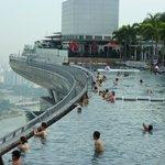 piscine marina bay