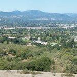 View from Skyline Wilderness Park trail