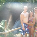 Our Family at the Blue Hole!!