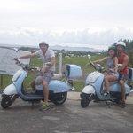 Johnny's Scooters on St. Maarten