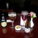 Cervezas Belgas en Viavia Café