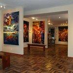 Sala principal del MML - Museo Maximo Laura