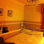 Double room with single occupancy