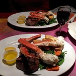 Happy Hour Surf and Turf