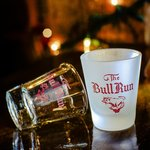 Bull Run Shot Glasses, available in our Gift Shop