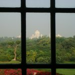 The Taj from our room.