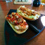 Lilikoi BBQ Sauce Broiled Chicken Sandwich