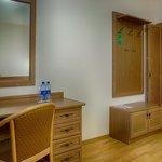 Standard room luggage room