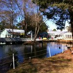 Outside Surrounding